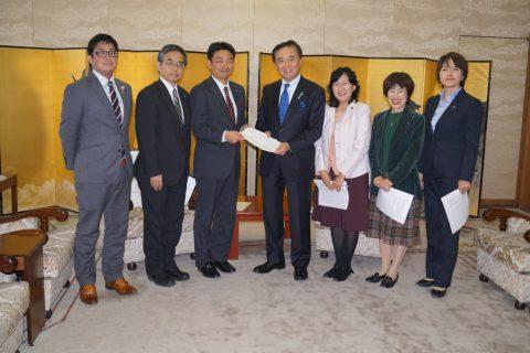 2017年度神奈川県予算・施策に関わる要望」