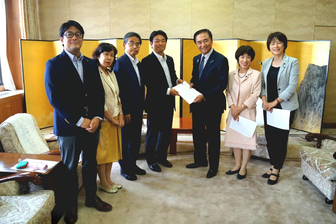 2018年度神奈川県予算・施策に関わる要望」