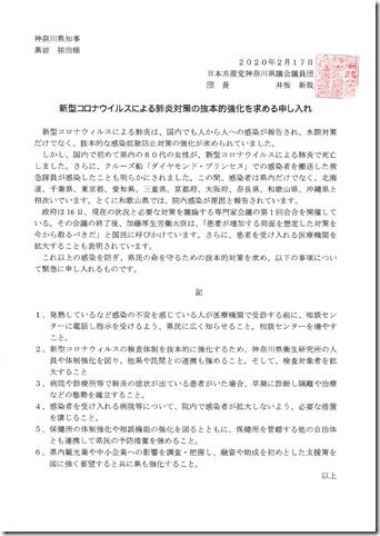 新型コロナウイルスによる肺炎対策の抜本的強化を求める申し入れ.jpg
