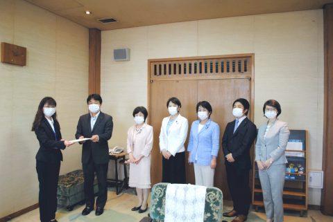 新型コロナウイルス感染拡大対策への緊急申し入れ(第5次)photo.jpg