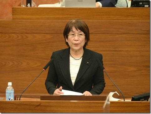 石田和子反対討論